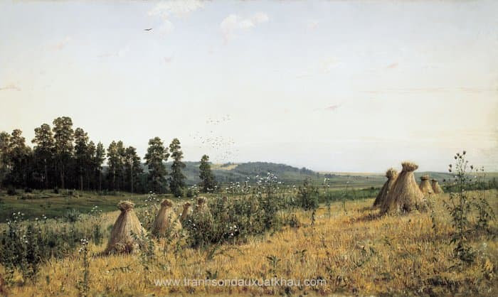Landscape in the Polesie
